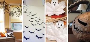 Recopilatorio de manualidades de halloween para decorar la - Manualidades para decorar la casa ...