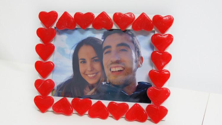 Portarretratos San Valentín