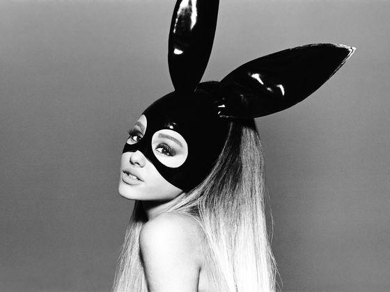 Tutorial Máscara Ariana Grande