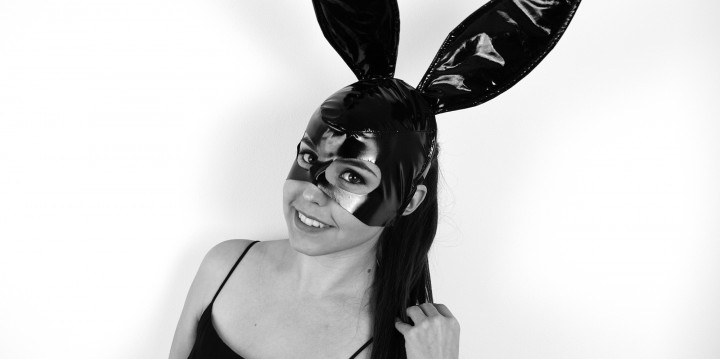 Máscara Ariana Grande